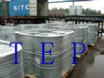 Flame retardant TEP production process